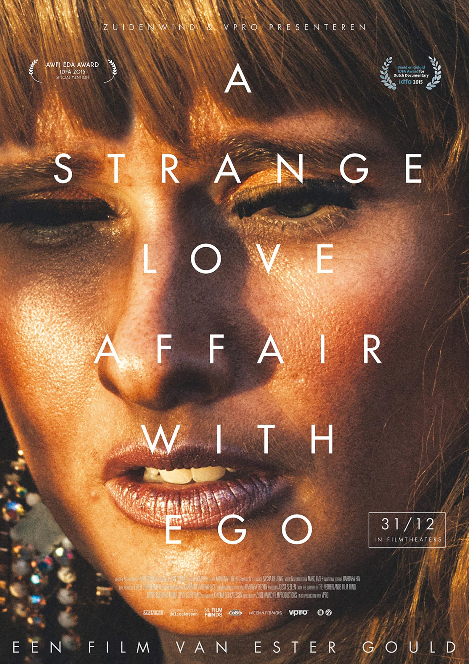A Strange Love Affair with Ego Poster #1