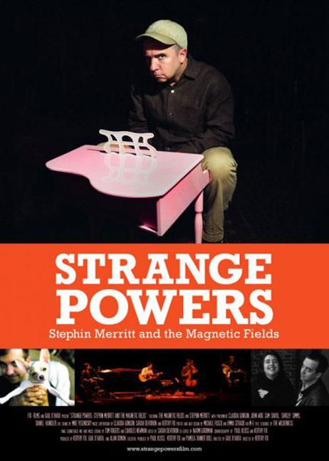 Strange Powers: Stephin Merritt and the Magnetic Fields Poster #1