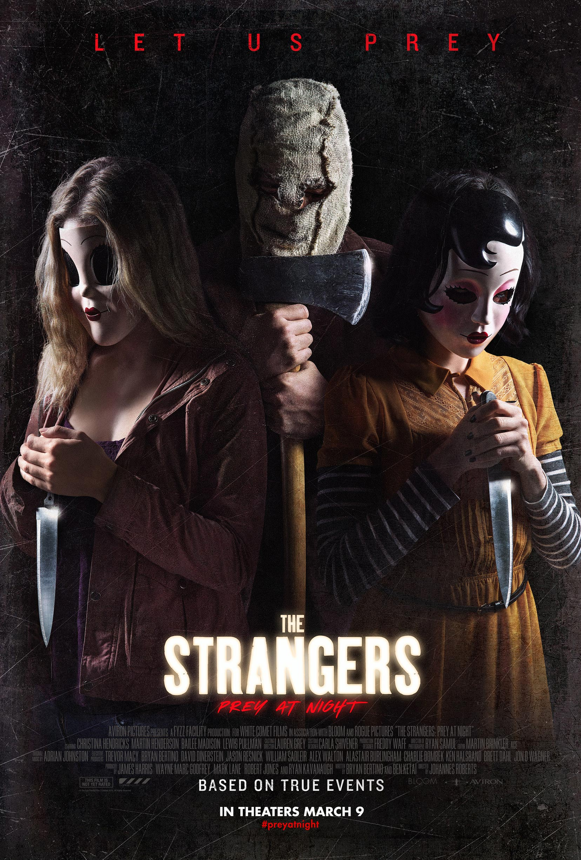Strangers: Prey at Night Poster #2