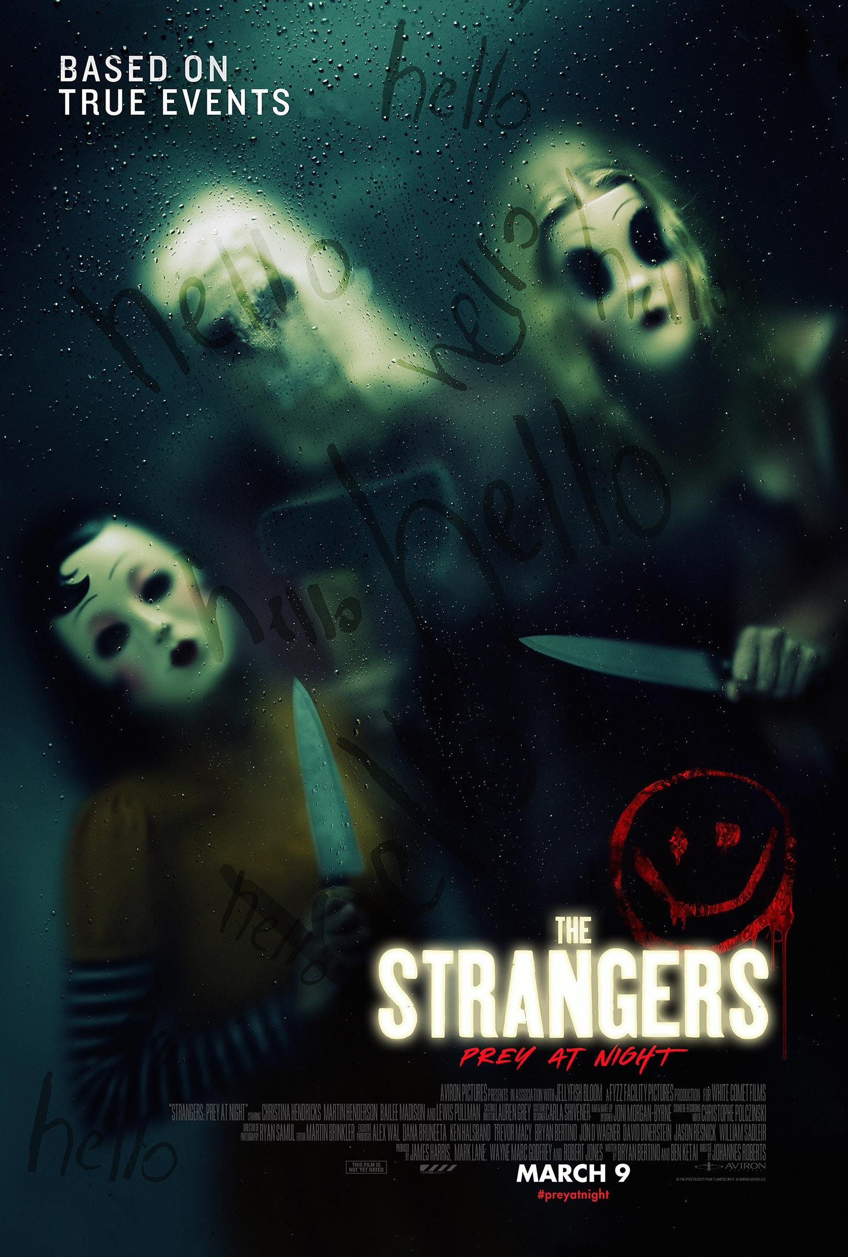 Strangers: Prey at Night Poster #3