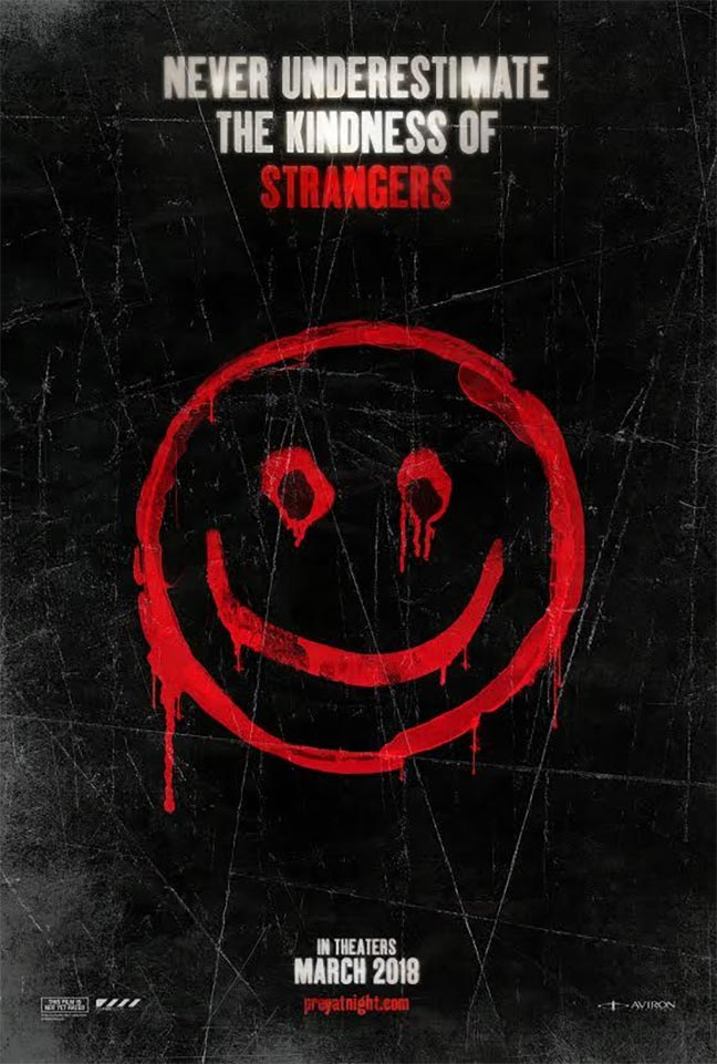 Strangers: Prey at Night Poster #1