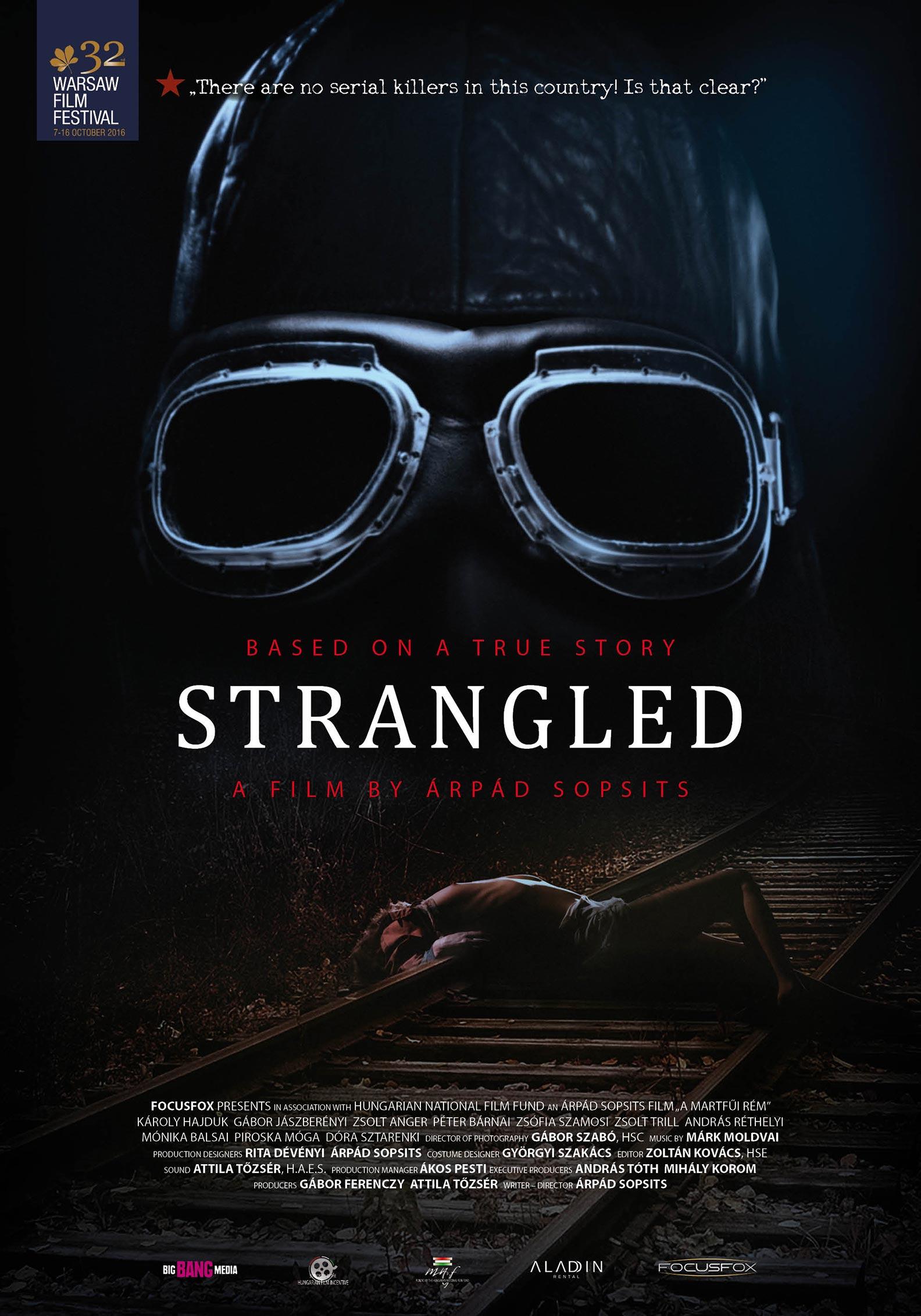 Strangled Poster #1