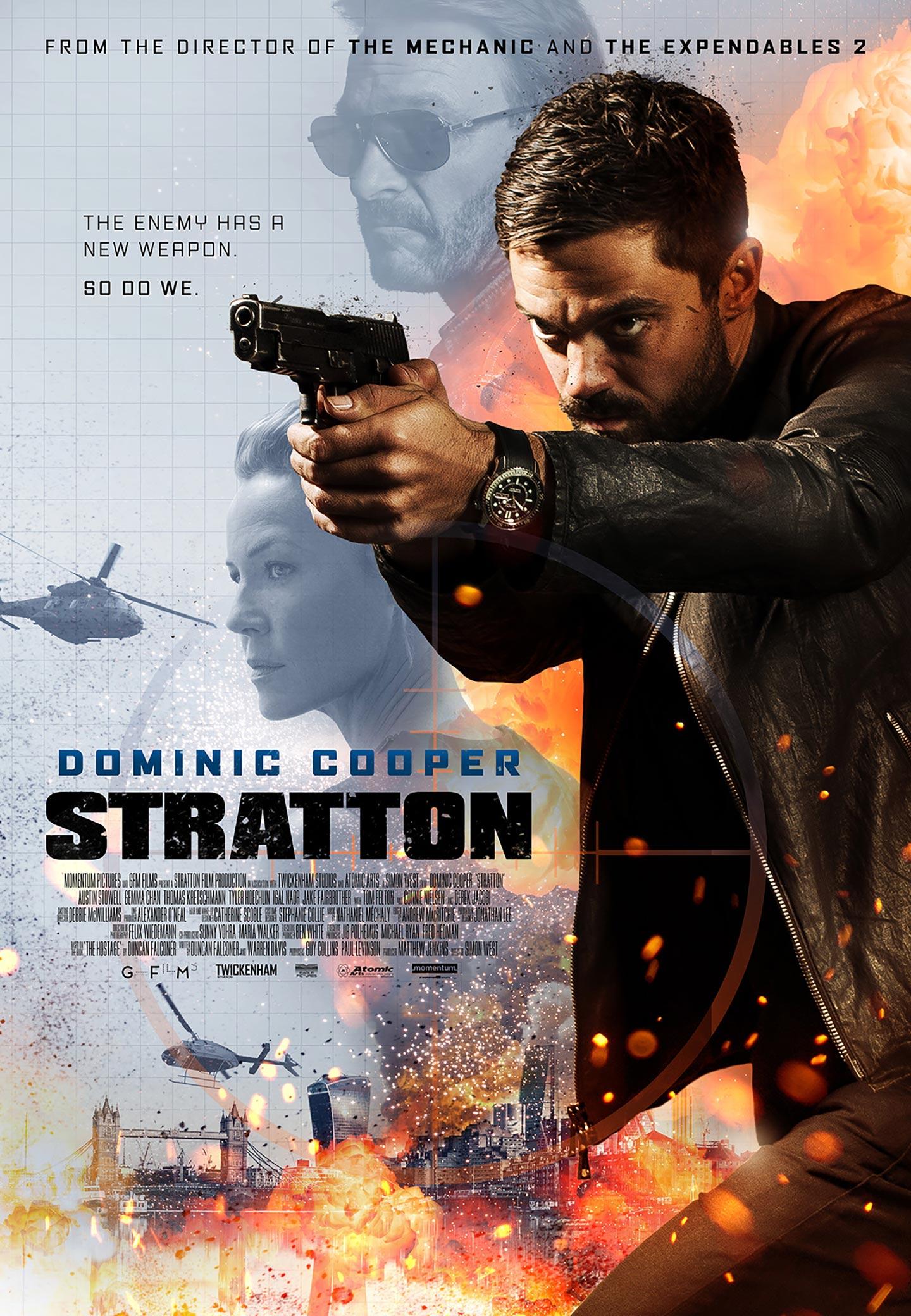 Stratton Poster #2