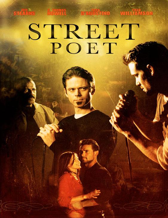 Street Poet Poster #3