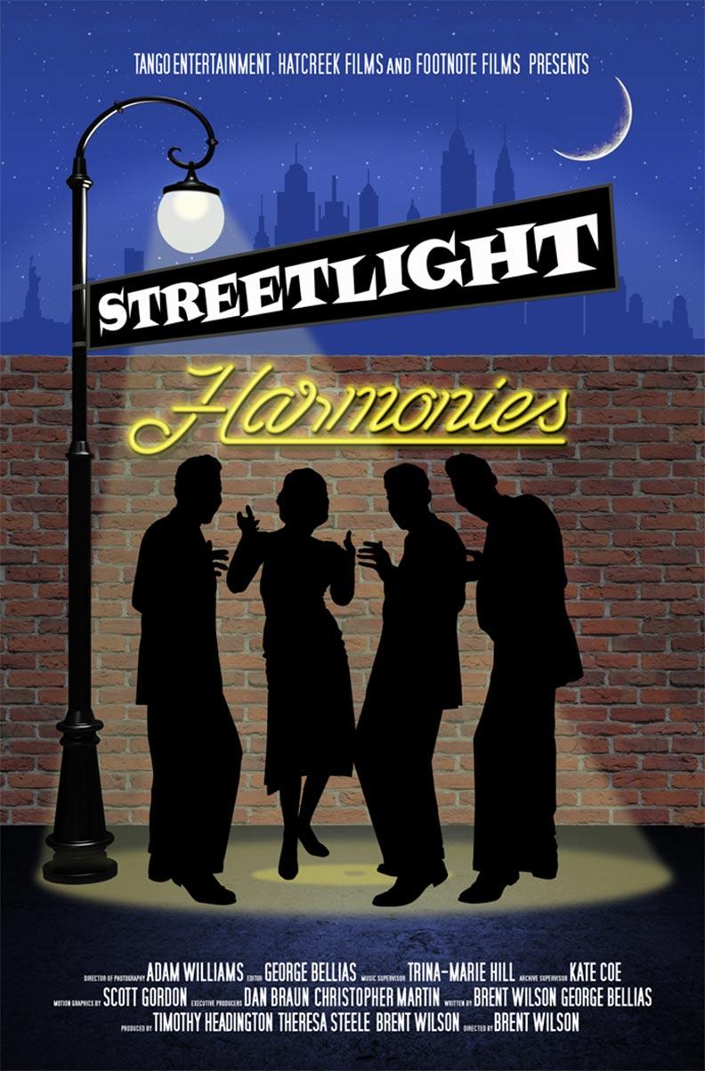 Streetlight Harmonies Poster #1
