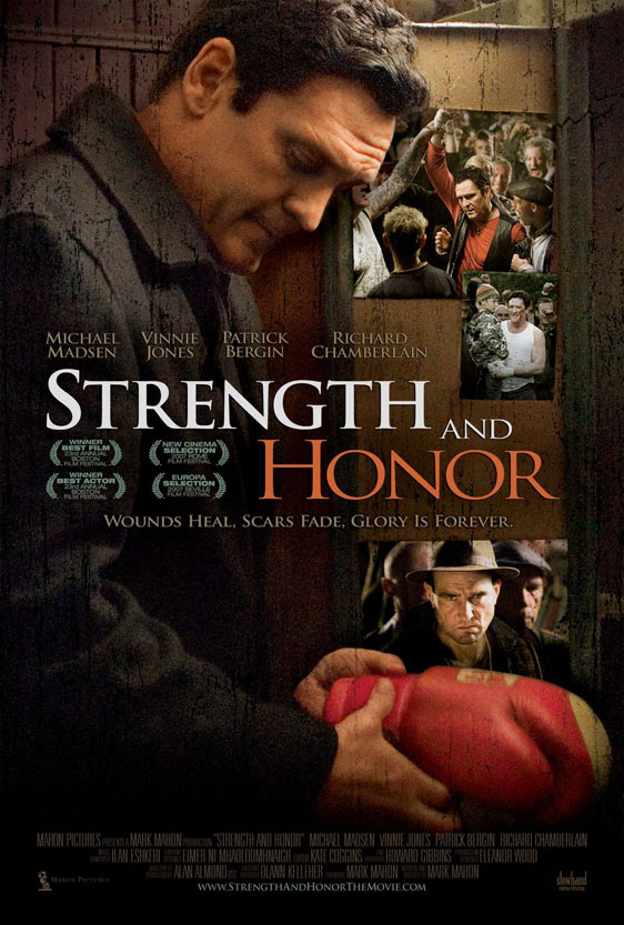 Strength and Honour Poster #1
