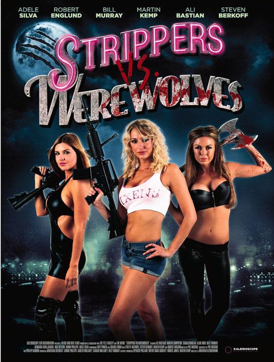 Strippers vs Werewolves Poster #1