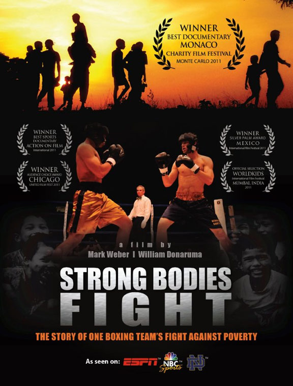Strong Bodies Fight Poster #1