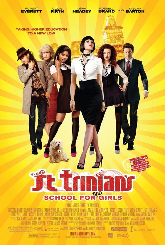 St. Trinian's Poster #2