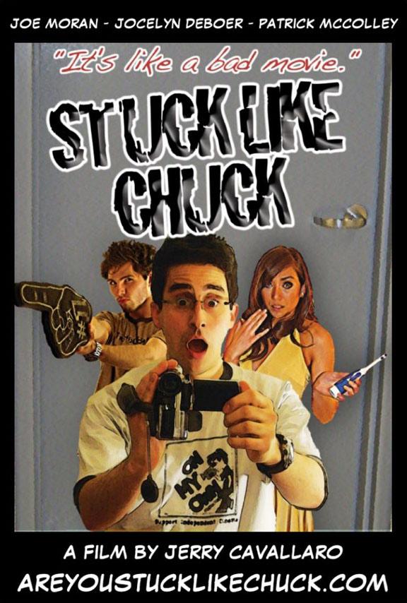 Stuck Like Chuck Poster #1