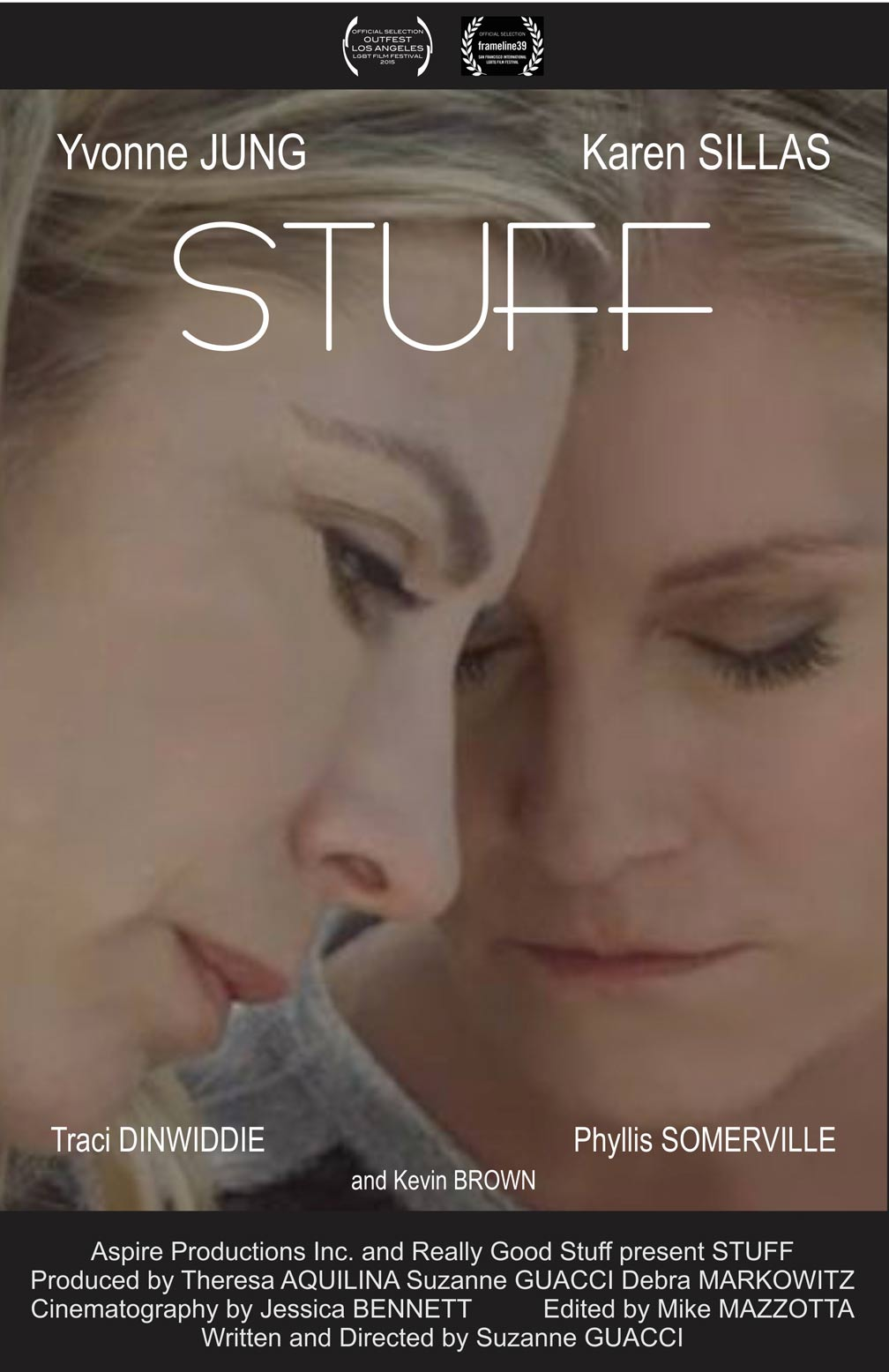 Stuff Poster #1