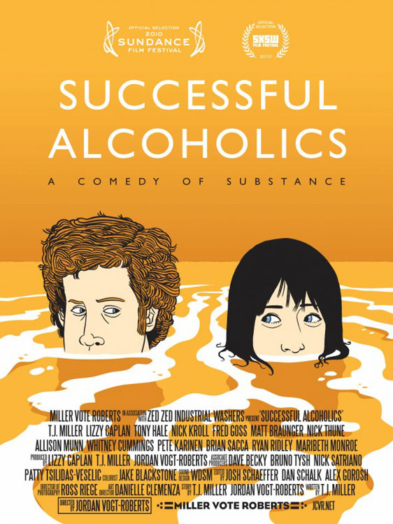 Successful Alcoholics Poster #1