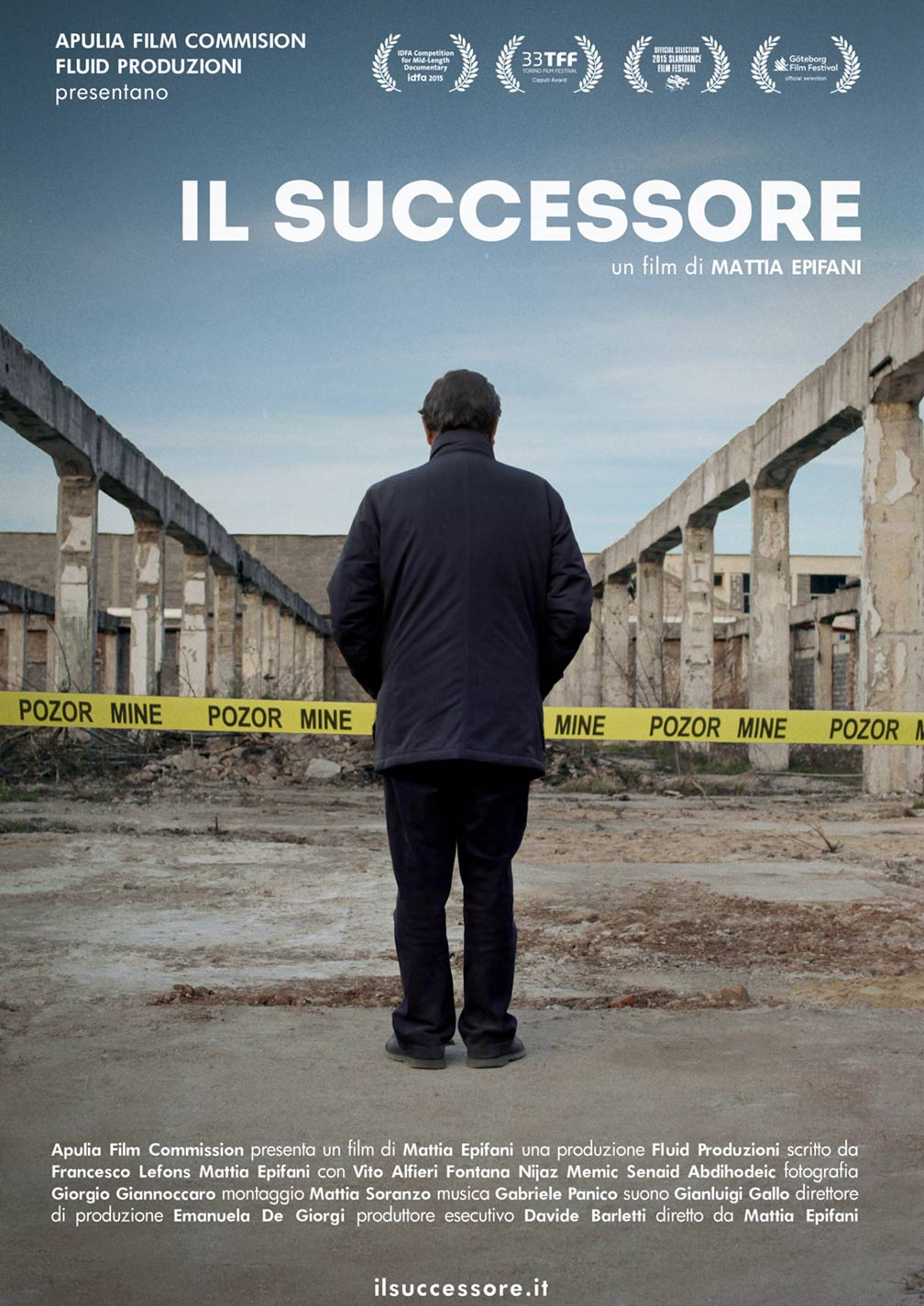 The Successor Poster #1