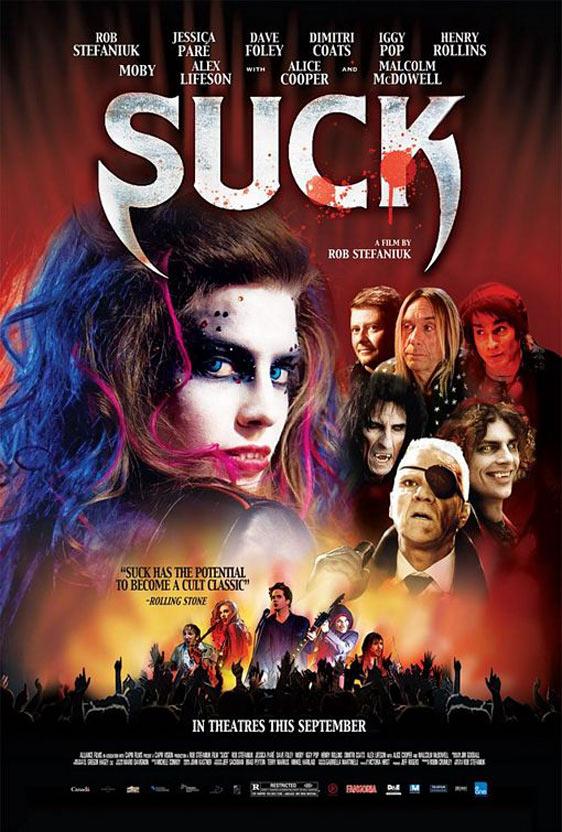 Suck Poster #2