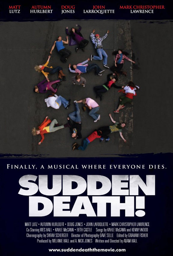 Sudden Death! Poster #1