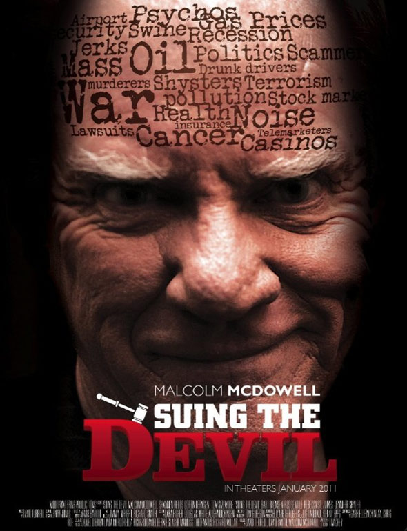 Suing the Devil Poster #1