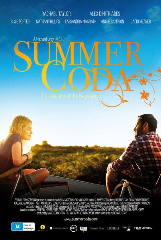 Summer Coda Poster #1