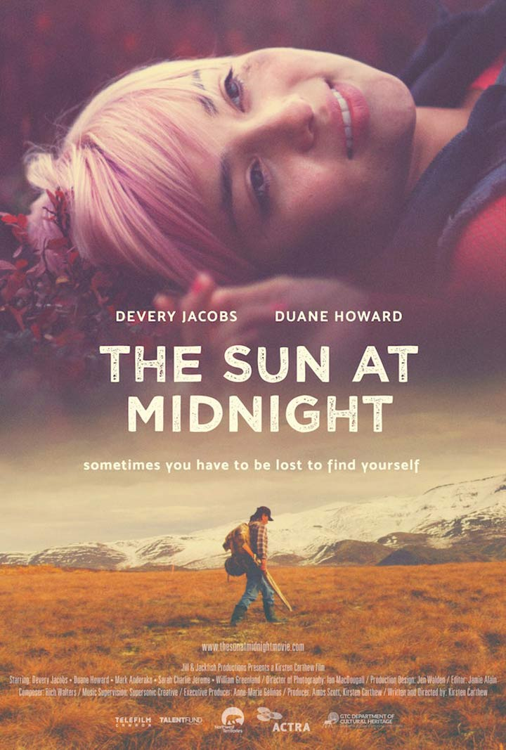 The Sun at Midnight Poster #1