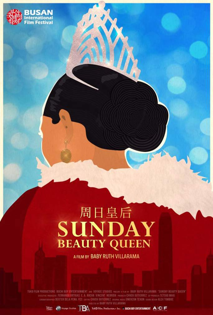 Sunday Beauty Queen Poster #1