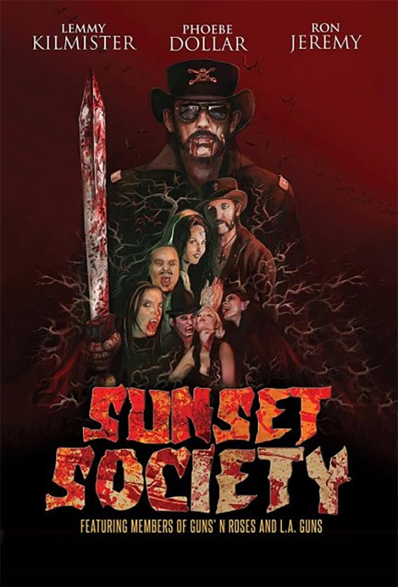 Sunset Society Poster #1