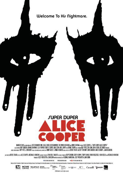 Super Duper Alice Cooper Poster #1