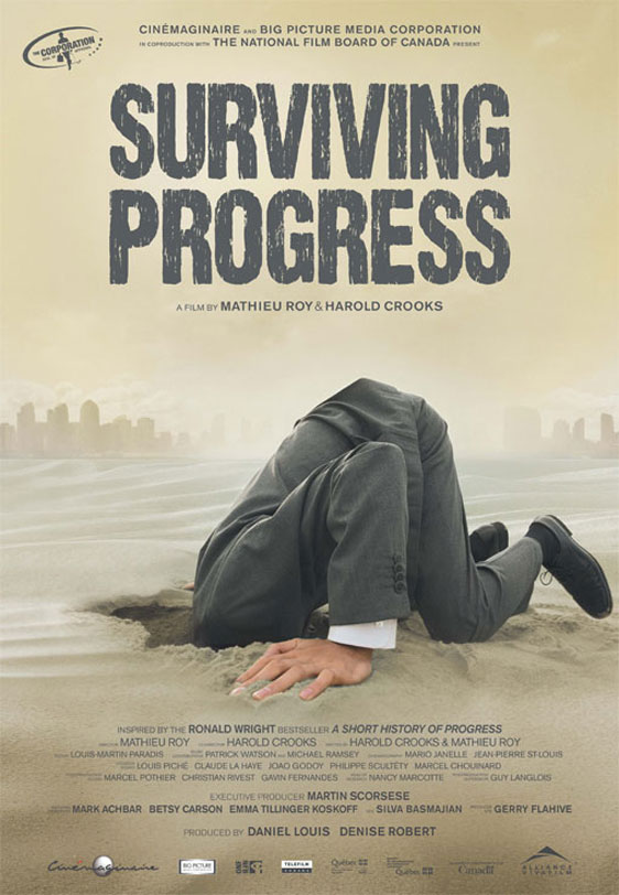 Surviving Progress Poster #1