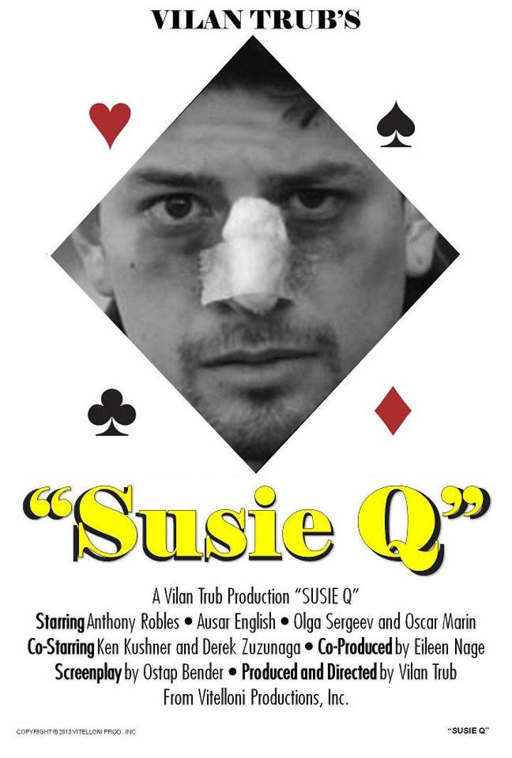 Susie Q Poster #1