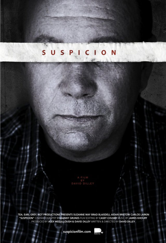 Suspicion Poster #1