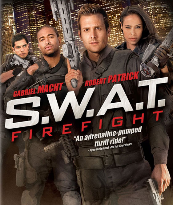 S.W.A.T.: Firefight Poster #1
