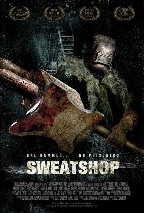 Sweatshop Poster #2