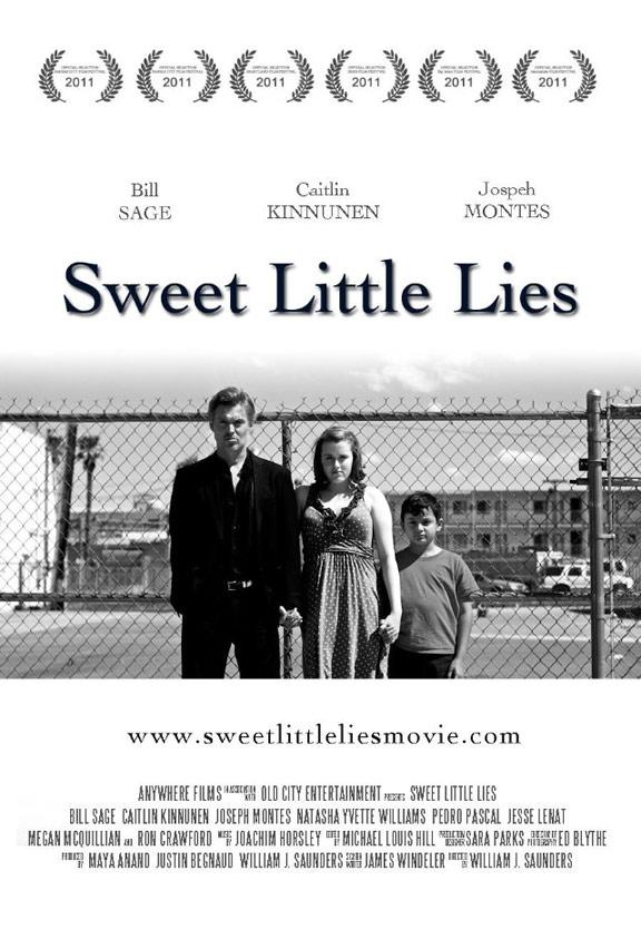 Sweet Little Lies Poster #1