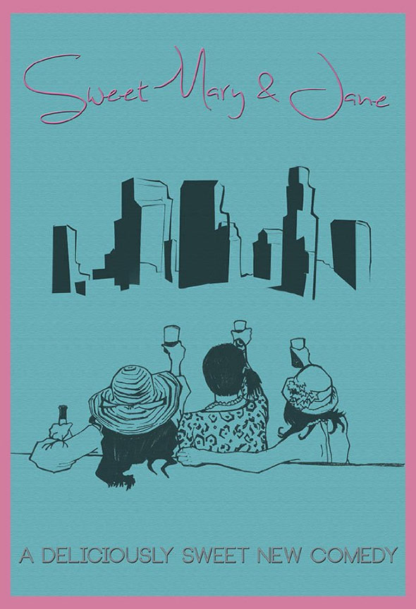 Sweet Mary & Jane Poster #1