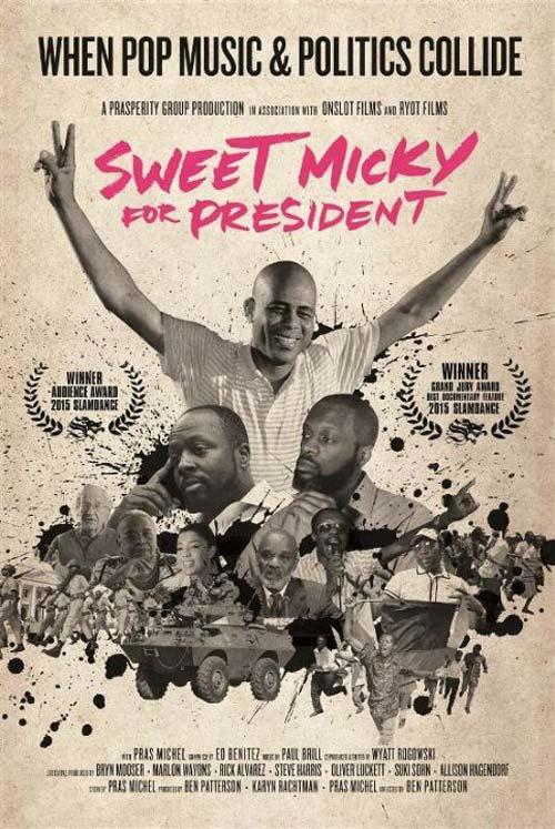 Sweet Micky for President Poster #1
