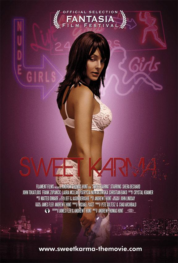 Sweet Karma Poster #1