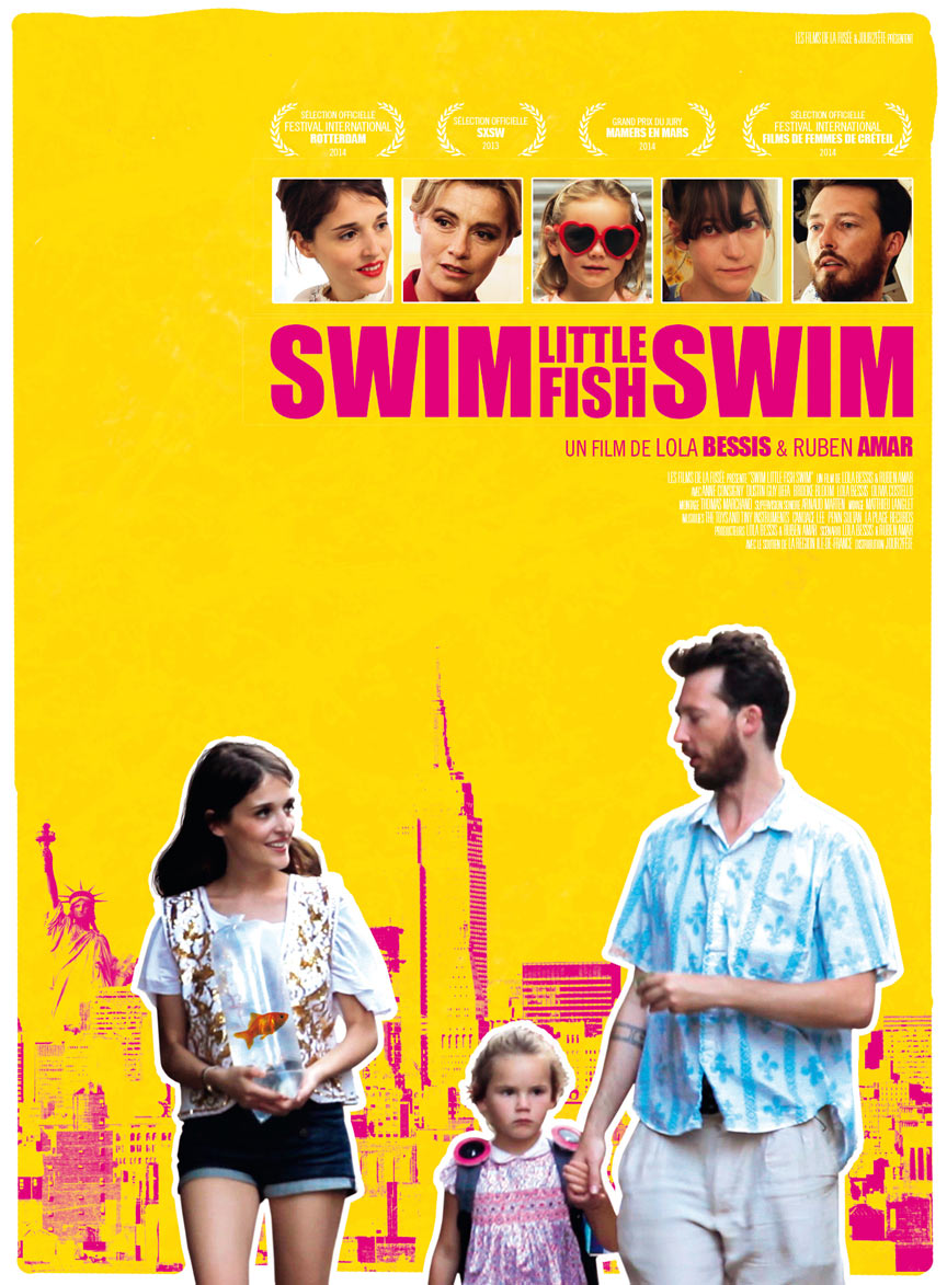 Swim Little Fish Swim Poster #1