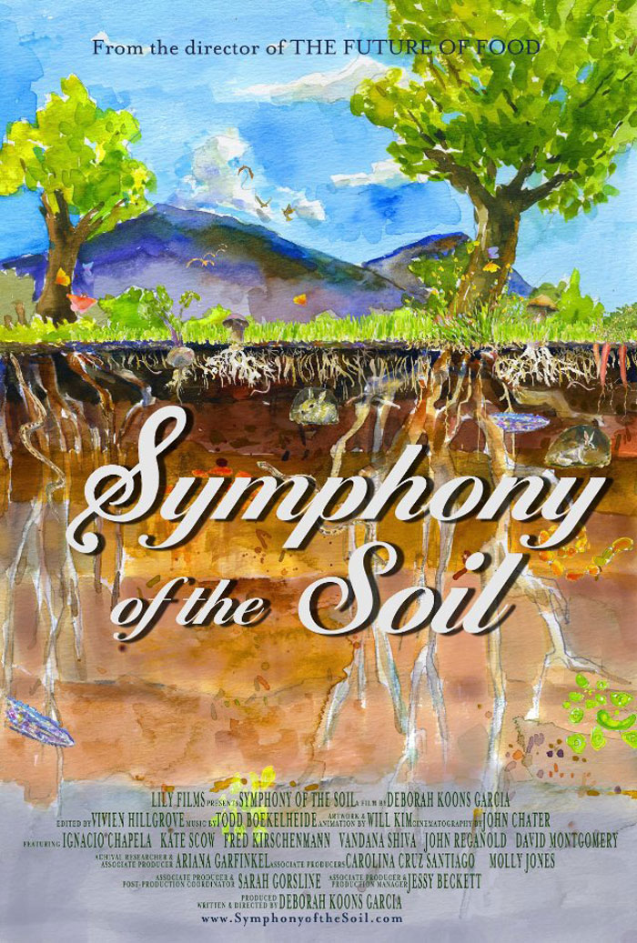 Symphony of the Soil Poster #1