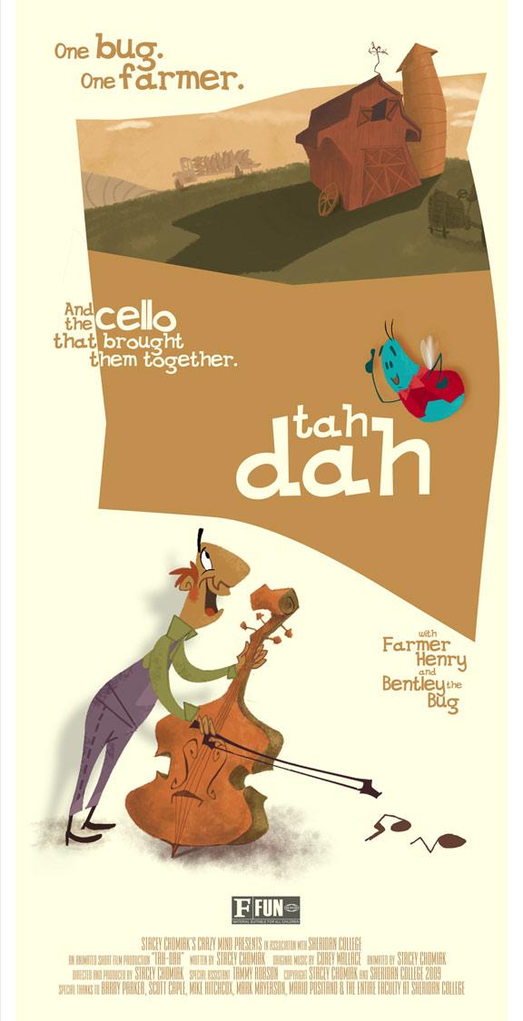 Tah-Dah Poster #1