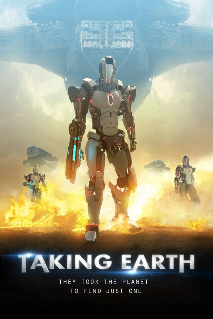 Taking Earth Poster #1