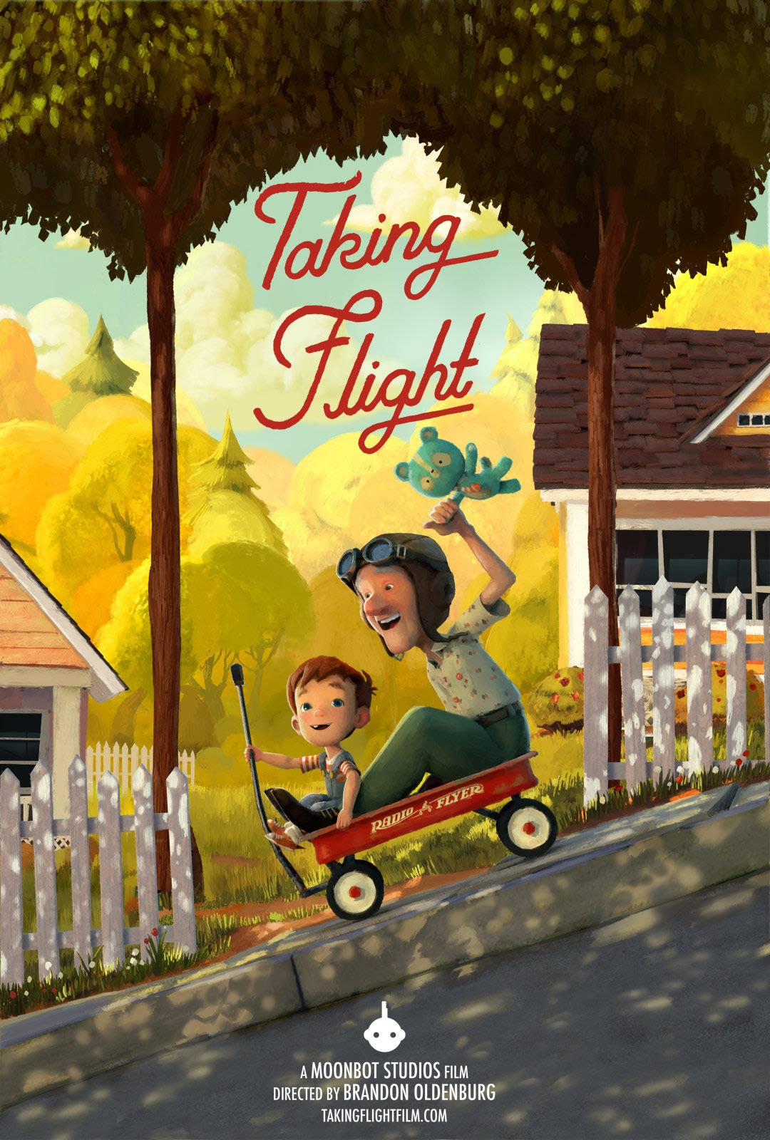 Taking Flight Poster #1