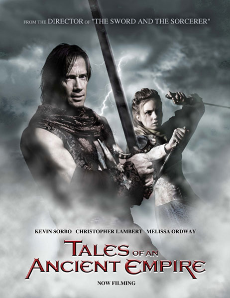 Tales of an Ancient Empire Poster #1