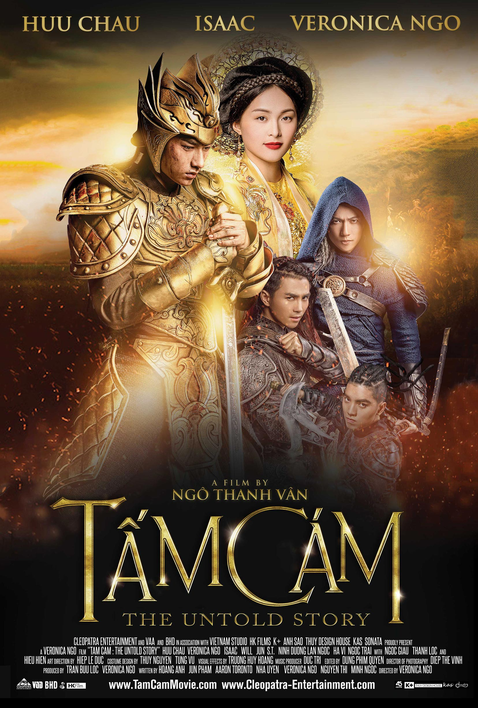 Tam Cam: The Untold Story Poster #1