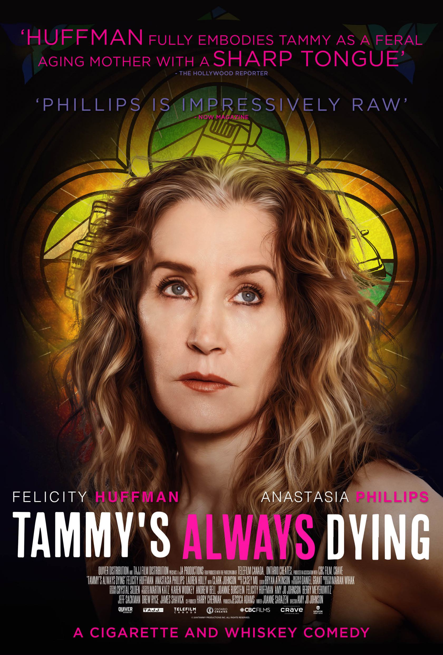 Tammy's Always Dying Poster #1