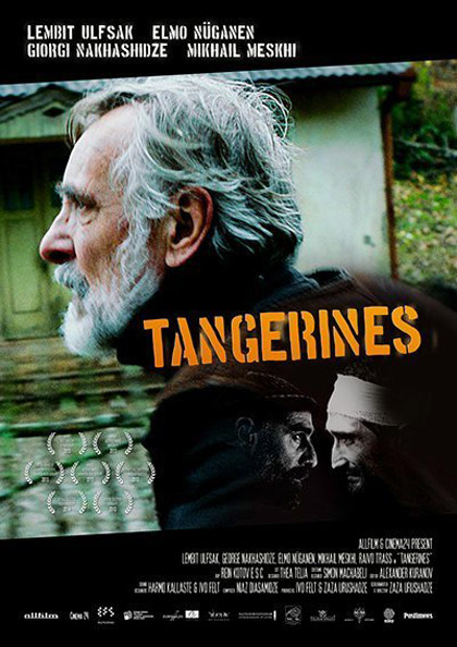 Tangerines Poster #1
