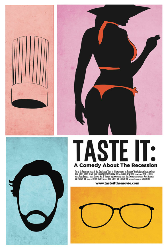Taste It: A Comedy About the Recession Poster #1