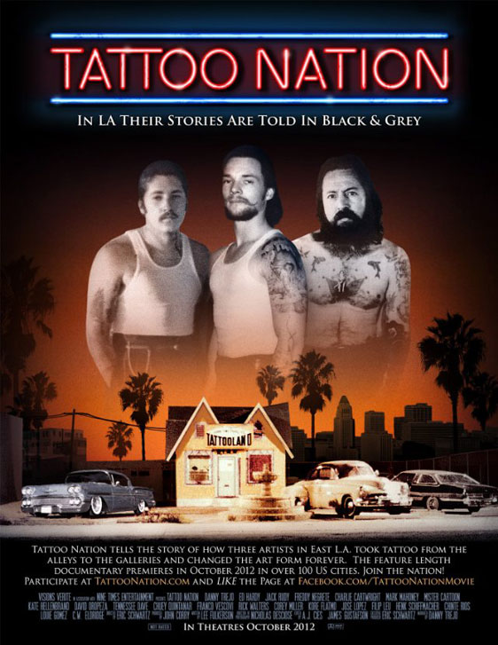 Tattoo Nation Poster #1