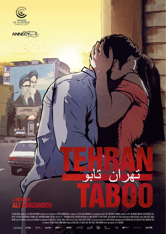 Tehran Taboo Poster #1