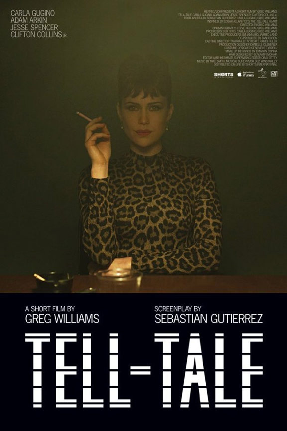 Tell-Tale Poster #1