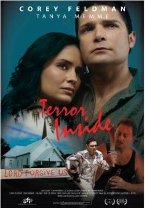 Terror Inside Poster #1