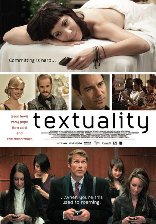 Textuality Poster #1