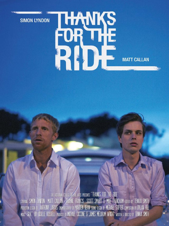 Thanks for the Ride Poster #1